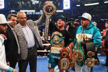 Ed MULHOLLAND / Matchroom Boxing / AFP