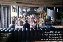 ANTARA/HO Satpol PP Jakarta Pusat.