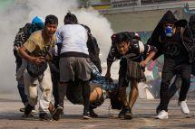 STR / AFP