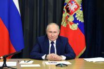AFP/Sergei Ilyin/Sputnik.