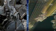 AFP/Handout / NASA TV