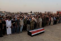 AFP/Zaid Al-Obeidi.