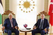 AFP/Layana Pers Presiden Turki.