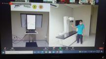 Tangkapan layar zoom Webinar Kemandirian Teknologi Kesehatan Dalam Negeri