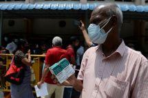 Arun SANKAR / AFP