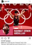 Dok. Tangkapan Layar Instagram presiden Joko Widodo