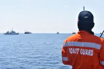 Philippine Coastguard / AFP