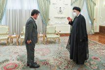 Iranian Presidency / AFP