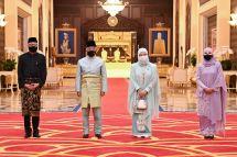 AFP/Handout Kerajaan Malaysia