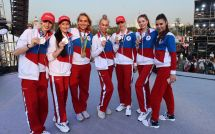 Twitter @@Olympic_Russia