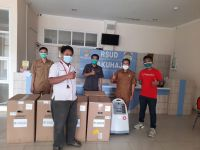 Dok Oxygen For Indonesia