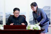 STR / Korea Summit Press Pool / AFP
