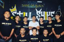 Dok. Shine of Black
