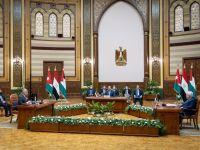 AFP/Yousef Allan/Istana Kerajaan Yordania.