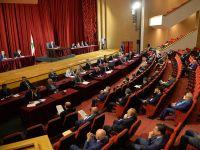 AFP/Parlemen Libanon.
