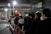 AFP/STR / JIJI PRESS