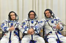 AFP/Andrey SHELEPIN / Russian Space Agency Roscosmos