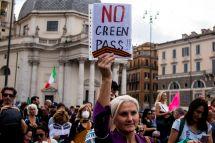 Tiziana FABI / AFP