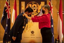 MI/Dok Kedubes Australia di Indonesia