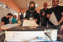 AFP/AHMAD AL-RUBAYE