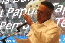 Tito Lantik Komjen Paulus Waterpauw jadi Deputi BNPP