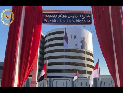 Dok: Facebook KBRI Abu Dhabi