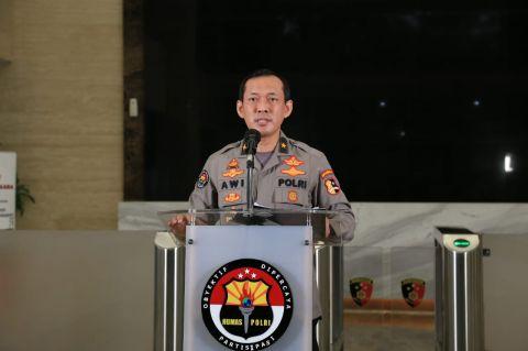 Dok. Divisi Humas Polri