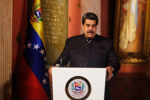 AFP/Jhonander Gamarra / Venezuelan Presidency