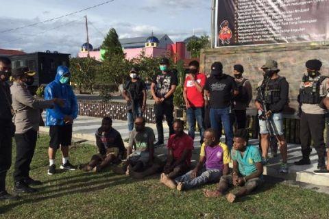 ANTARA/HO/Humas Polda Papua