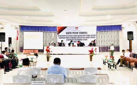 Dok KPU Halmahera Utara