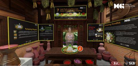 Dok. Museum Virtual Gastronomi Indonesia