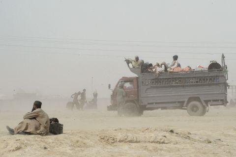 Banaras KHAN / AFP