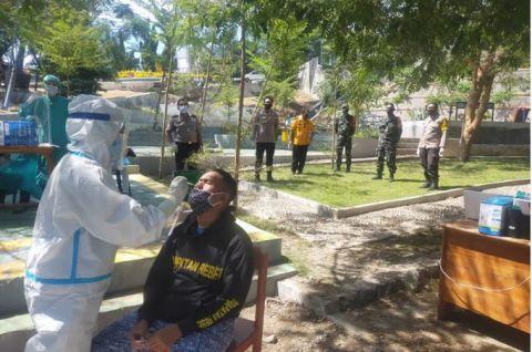 ANTARA/Ho-Humas Polres Kupang Kota.