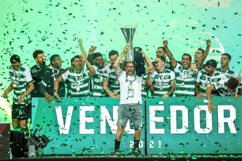 Twitter @Sporting_CP