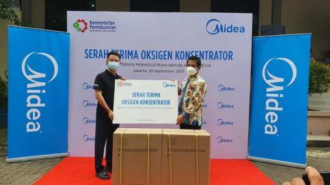 Dok. Midea Indonesia