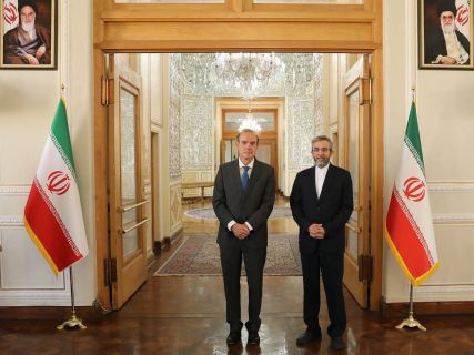 AFP/Iranian Foreign Ministry