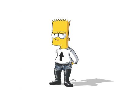 Instagram The Simpsons