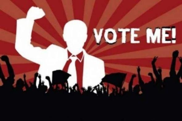 Kampanye di Medsos Terhalang Cipta Kerja