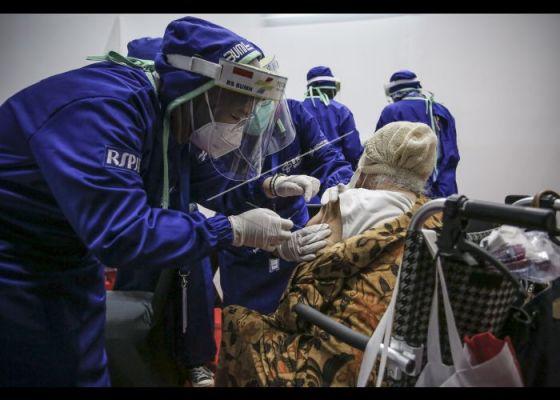Dukung Vaksinasi Lansia, PLN Pasok 1,2 Juta VA di Istora