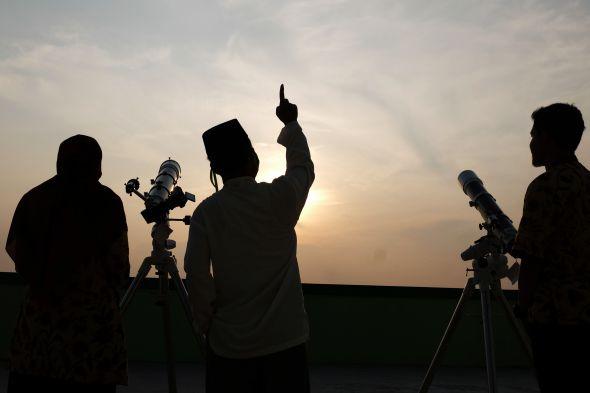 Kementerian Agama Tetapkan 32 Lokasi Rukyatul Hilal Ramadan 1442H
