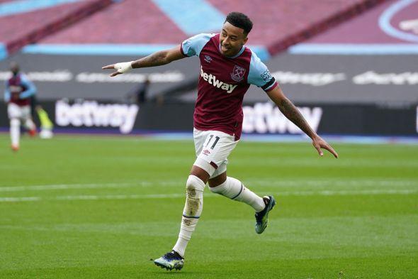 Dua Gol Lingard Bawa West Ham ke Zona Liga Champions