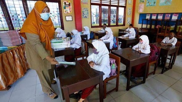 Sekolah Tatap Muka di DKI Diperluas jika Uji Coba Berhasil
