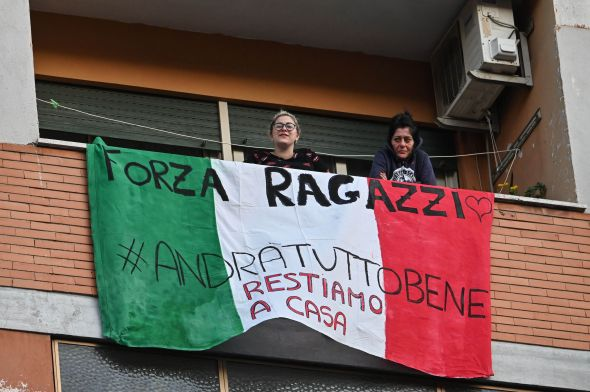 Kata Kata Penguat Warga Italia Di Tengah Pandemi Covid 19
