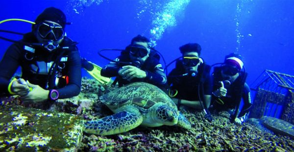 dok. Lombok airport Dive club Youtube Lombok airport