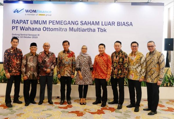 Dok. WOM Finance