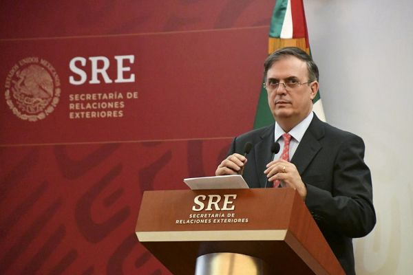 AFP/HO/Mexican Foreign Ministry