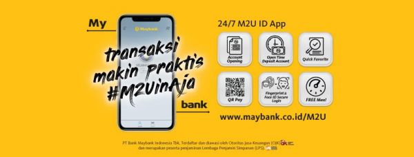 Facebook Maybank Indonesia