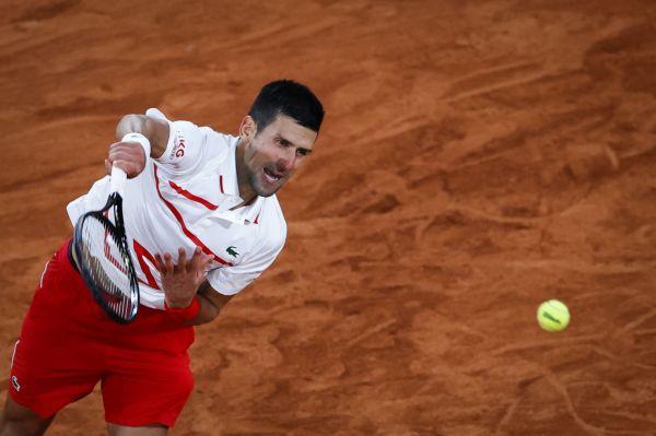 Djokovic Menuju Babak Kedua Prancis Terbuka