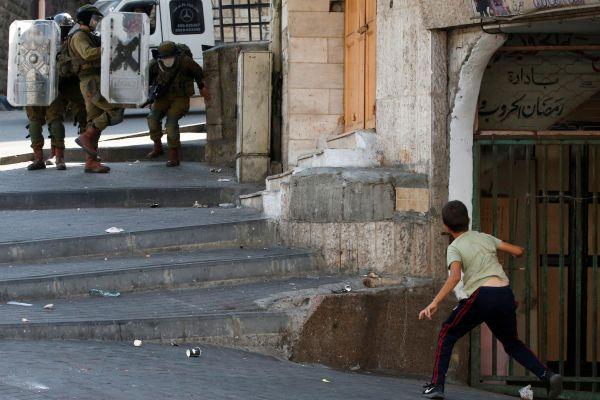 AFP/Hazem Bader