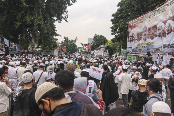Kasus Kerumunan Petamburan, Polisi Berpeluang Panggil Rizieq